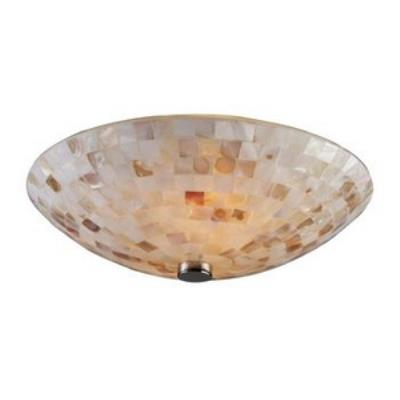 Elk Lighting 10140/2 Capri - Two Light Semi-Flush Mount