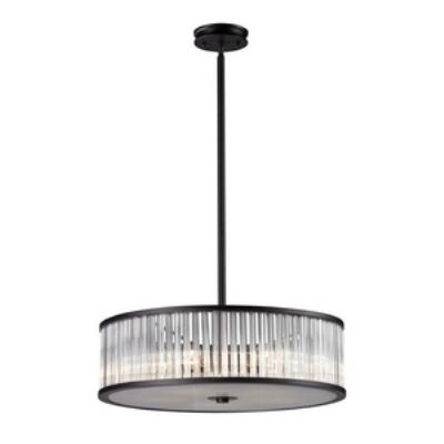 Elk Lighting 10329/5 Braxton - Five Light Chandelier