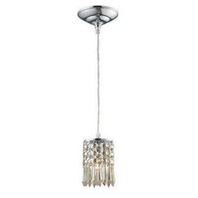 Elk Lighting 11208/1 Optix - One Light Mini-Pendant
