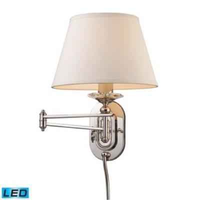 Elk Lighting 11209/1-LED One Light Swing Arm Wall Mount