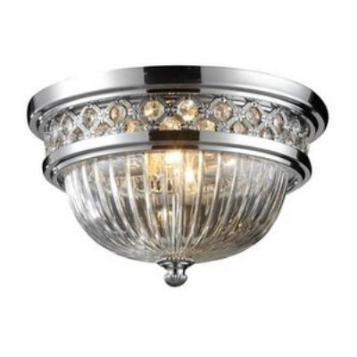 Elk Lighting 11225/2 Two Light Flush Mount