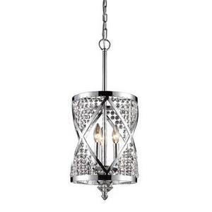 Crystoria - Three Light Ceiling Lantern