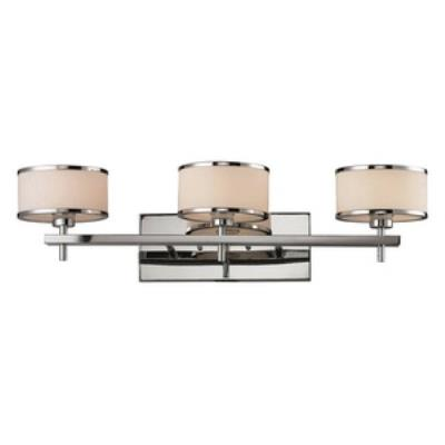 Elk Lighting 11417/3 Utica - Three Light Bath Bar
