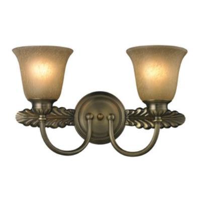 Elk Lighting 11424/2 Ventura - Two Light Bath Bar