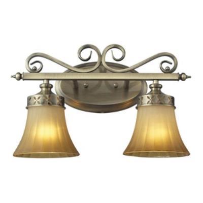 Elk Lighting 11427/2 Claremont - Two Light Bath Bar
