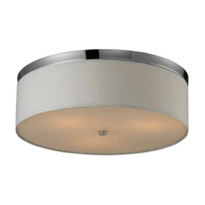 Elk Lighting 11445/3 Three Light Flush Mount