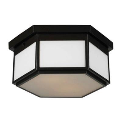 Elk Lighting 11452/2 Two Light Flush Mount