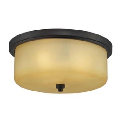 Elk Lighting 11478/3 Three Light Flush Mount