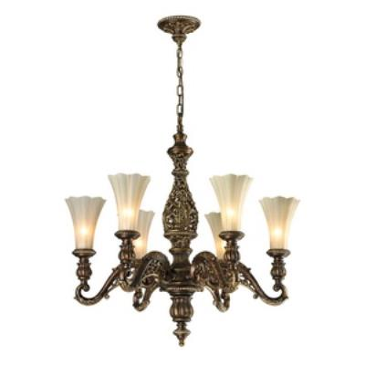 Elk Lighting 11540/6 Allesandria - Six Light Chandelier