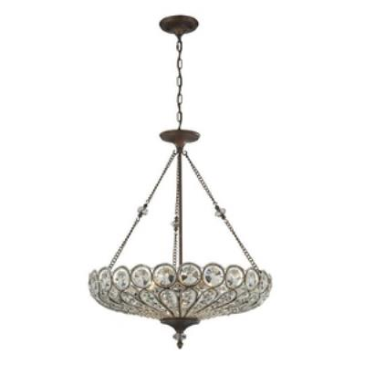 Elk Lighting 12025/6 Christina - Six Light Pendant