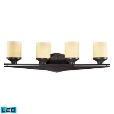 Elk Lighting 14094/4-LED Cordova - Four Light Bath Bar