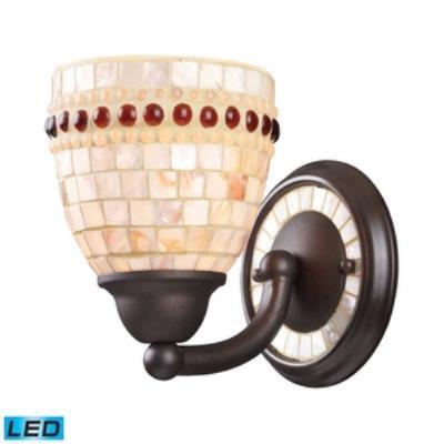 Elk Lighting 15010/1-LED Roxana - One Light Wall Sconce