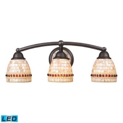 Elk Lighting 15012/3-LED Roxana - Three Light Bath Bar