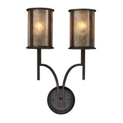 Elk Lighting 15030/2 Barringer - Two Light Wall Sconce