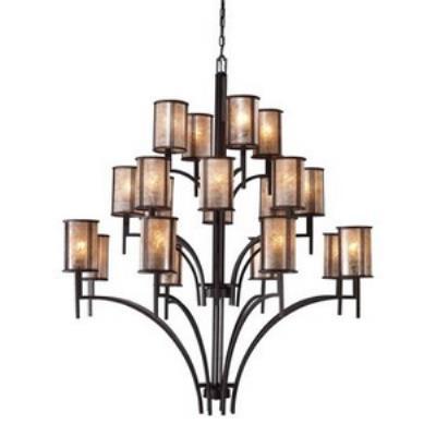 Elk Lighting 15037/8+8+4 Barringer - Twenty Light Chandelier