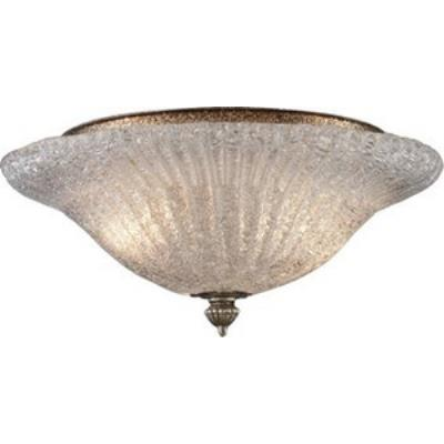 Elk Lighting 1511/2 Providence - Two Light Flush Mount