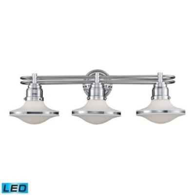 Elk Lighting 17052/3-LED Retrospectives - Three Light Bath Bar