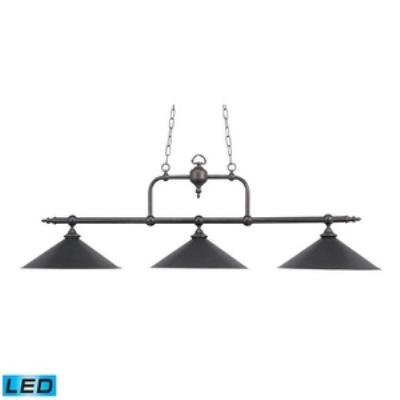Elk Lighting 191-TB-LED Designer Classics/Island - Three Light Island