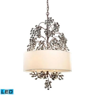 Elk Lighting 20059/4-LED Winterberry - Four Light Chandelier