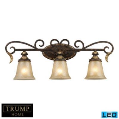 Elk Lighting 2152/3-LED Regency - Three Light Bath Bar