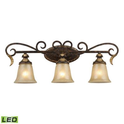 Elk Lighting 2152/3-LED Regency - Three Light Bath Bar
