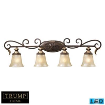 Elk Lighting 2153/4-LED Regency - Four Light Bath Bar