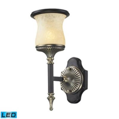 Elk Lighting 2420/1-LED Georgian Court - One Light Wall Sconce