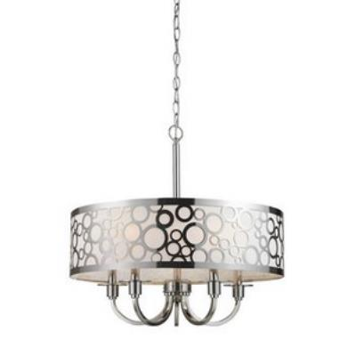Elk Lighting 31026/5 Retrovia - Five Light Chandelier