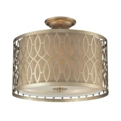 Elk Lighting 31122/3 Estonia - Three Light Semi-Flush Mount