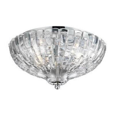 Elk Lighting 31240/2 Crystal Flushmounts Two Light Flush Mount