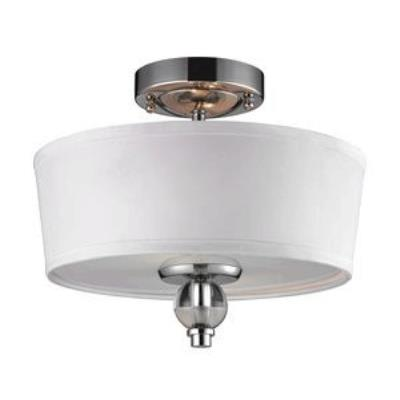 Elk Lighting 31284/2 Martina - Two Light Semi-Flush Mount