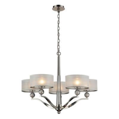 Elk Lighting 31293/5 Corisande - Five Light Chandelier