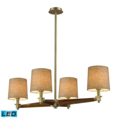 Elk Lighting 31326/4-LED Jorgenson - Four Light Chandelier
