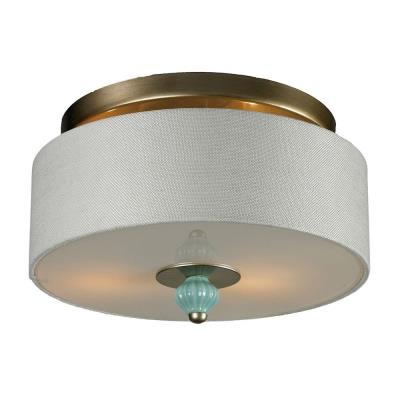 Elk Lighting 31361/2 Lilliana - Two Light Semi-Flush Mount