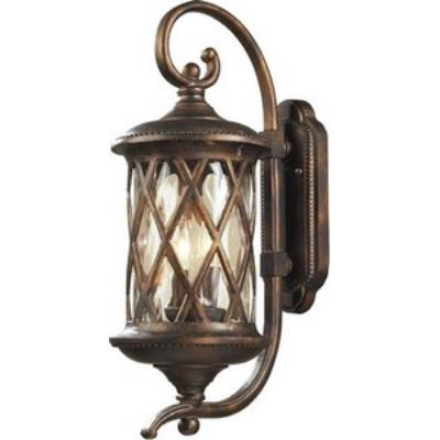 Elk Lighting 42031/2 Barrington Gate - Two Light Outdoor Wall Sconce