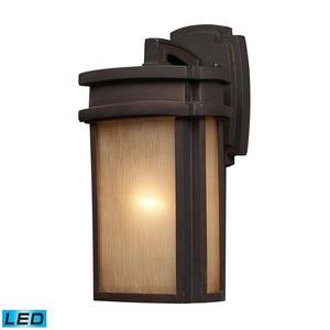 Sedona - One Light Outdoor Wall Sconce