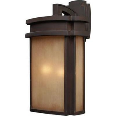 Elk Lighting 42142/2 Sedona - Two Light Outdoor Wall Sconce