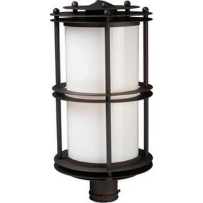 Elk Lighting 42155/1 Burbank - One Light Outdoor Post Mount