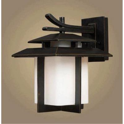 Elk Lighting 42171/1 Kanso - One Light Outdoor Wall Sconce