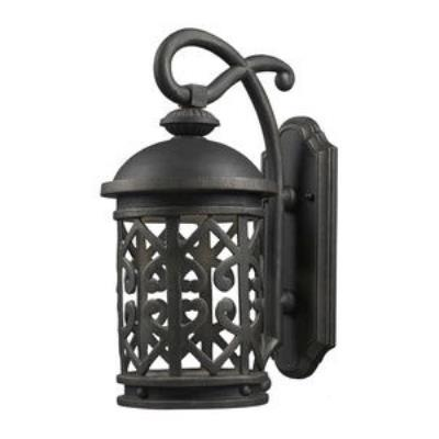 Elk Lighting 42362/1 Tuscany Coast - LED Outdoor Wall Mount