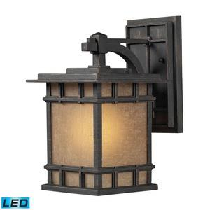 Newlton - One Light Outdoor Wall Sconce