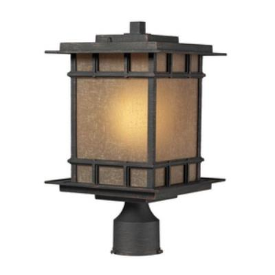 Elk Lighting 45014/1 Newlton - One Light Outdoor Post