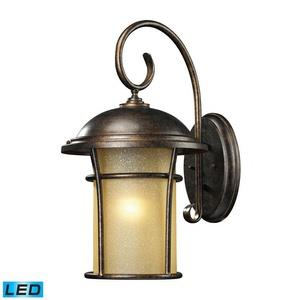 Bolla Vista - One Light Outdoor Wall Sconce