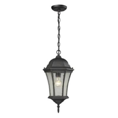 Elk Lighting 45053/1 Wellington Park - One Light Outdoor Hanging Lantern