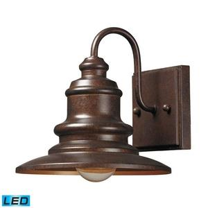 Marina - One Light Outdoor Wall Sconce