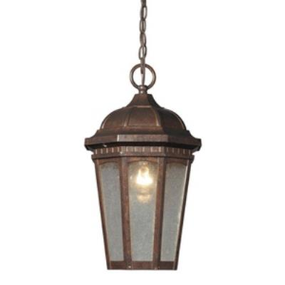 Elk Lighting 47032/1 Fullerton - One Light Outdoor Hanging Lantern