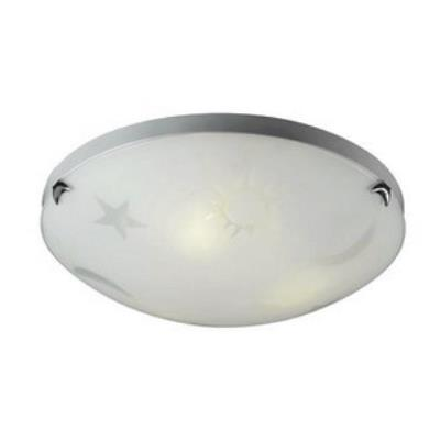 Elk Lighting 5088/3 Novelty - Three Light Starry Night Flush Mount