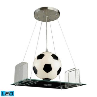 Elk Lighting 5134/1 Novelty - One Light Soccer Field Pendant