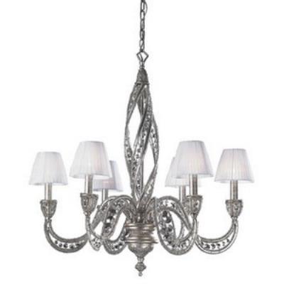 Elk Lighting 6236/6 Renaissance - Six Light Chandelier
