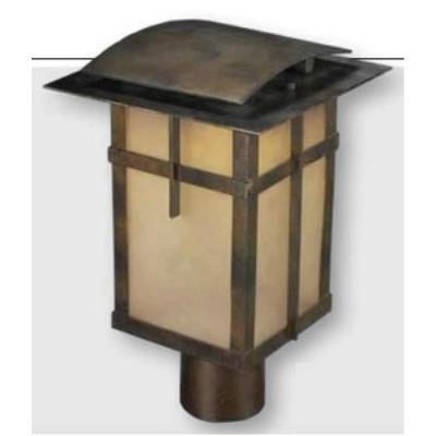 Elk Lighting 64013-1 San Fernando - LED Outdoor Post Mount